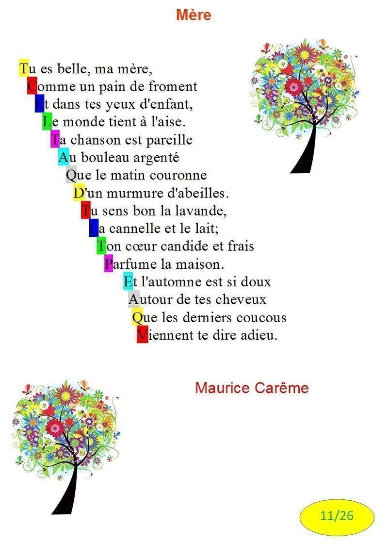 Tout Les Poesie De Maurice Careme