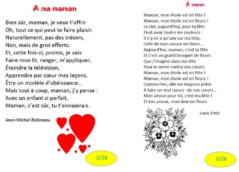 A Ma Maman De Jrobineau A Maman De L Emie